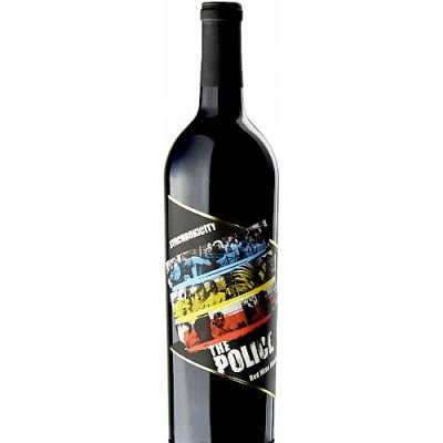 Wines That Rock: The Police Synchronicity Red