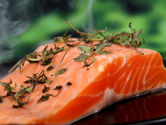 Best wines to drink with Salmon