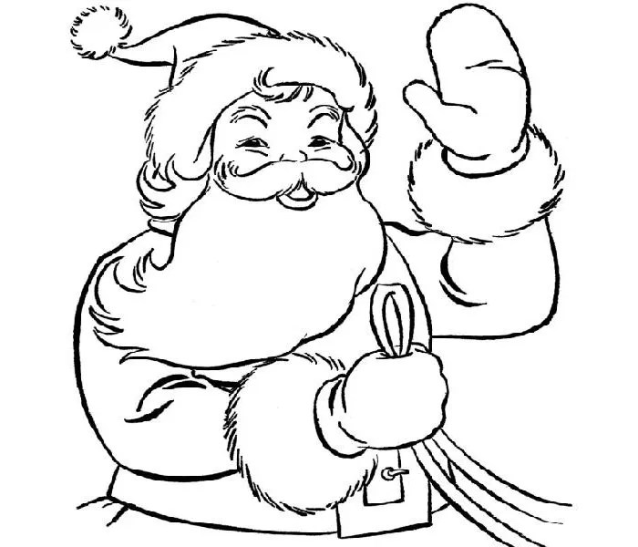 """Search Results for """"Santa Claus Face Coloring"""""""