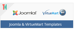 Joomla & VirtueMart Templates