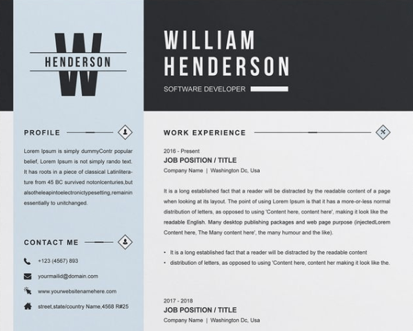 monster resume creator