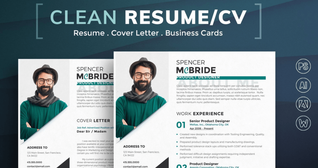Unique Resume Format For Freshers
