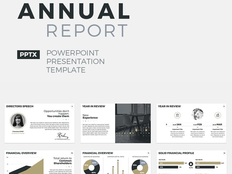 25 Business Powerpoint Presentation Templates For 2019