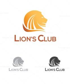 Lions Logo Template