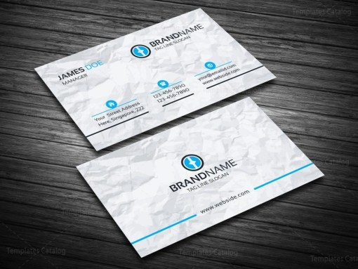 EPS Visiting Card Template-3