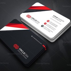 Creative Director Business Card Template