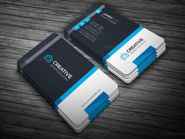 Creative Modern Business Card Template