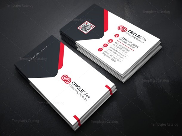 Versatile Business Card Template