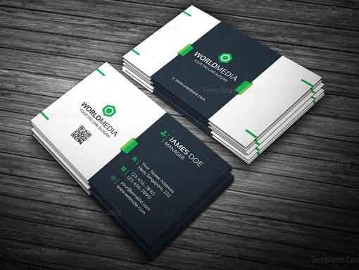 Premium Visiting Card Template