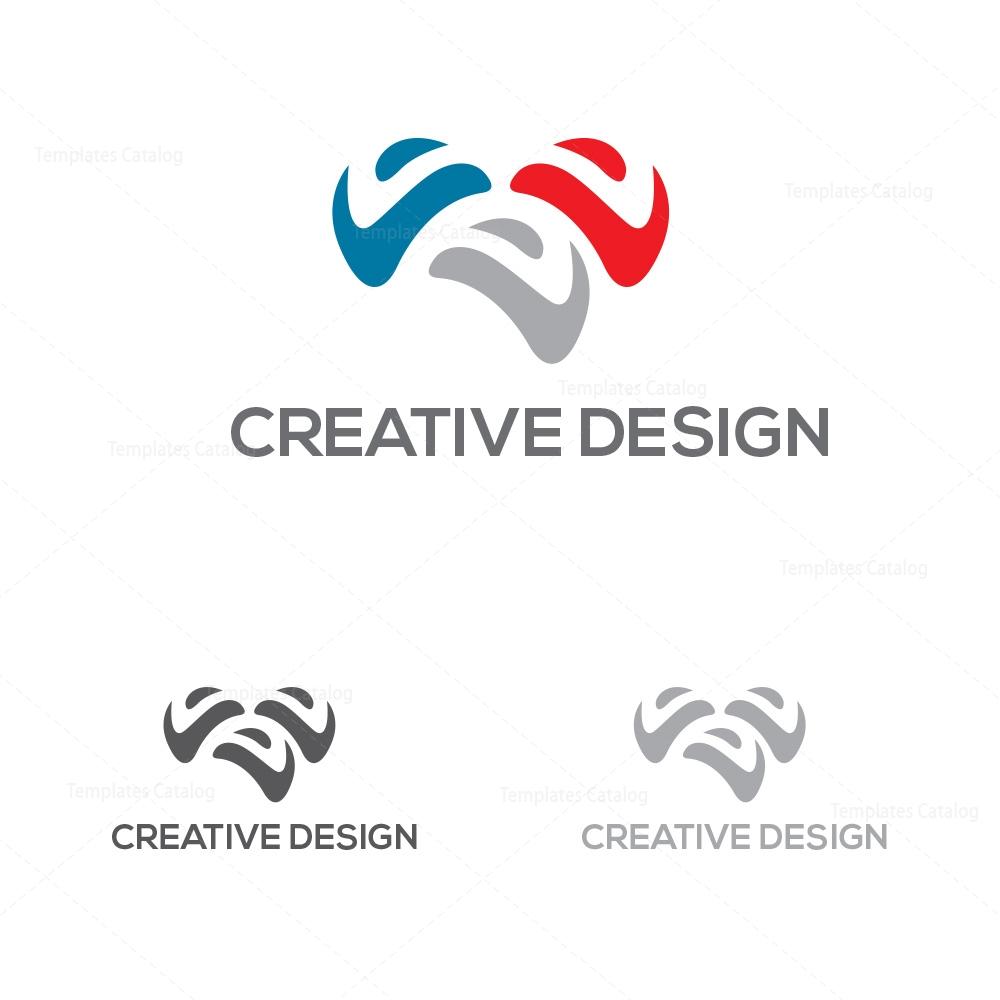 Creative Design Logo Template 000200 - Template Catalog