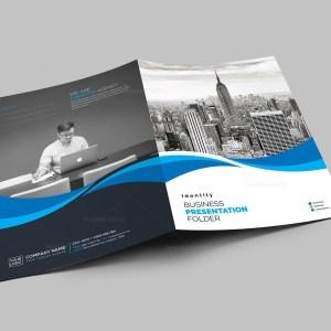 PSD Presentation Folder