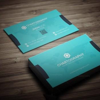 Cartography Business Card Template