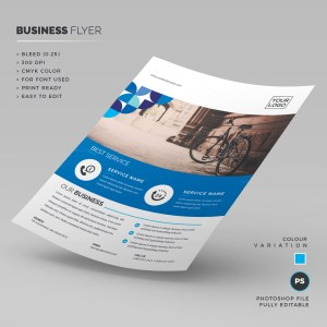 Service Business Flyer