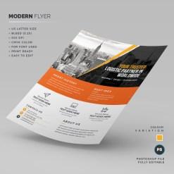 Worldwide Corporate Flyer