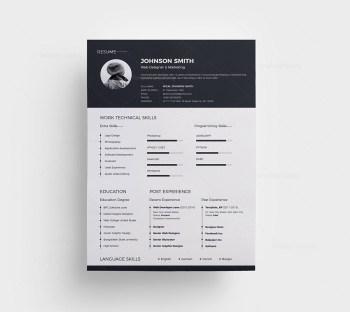 Basic Resume Template