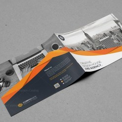Bifold Landscape Brochure