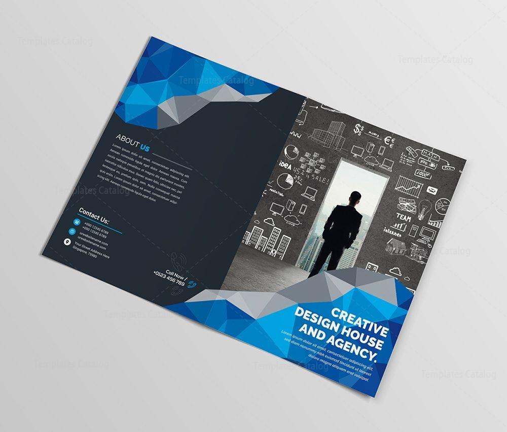 Medical Brochure Template: Medical Bifold Brochure Template 000438