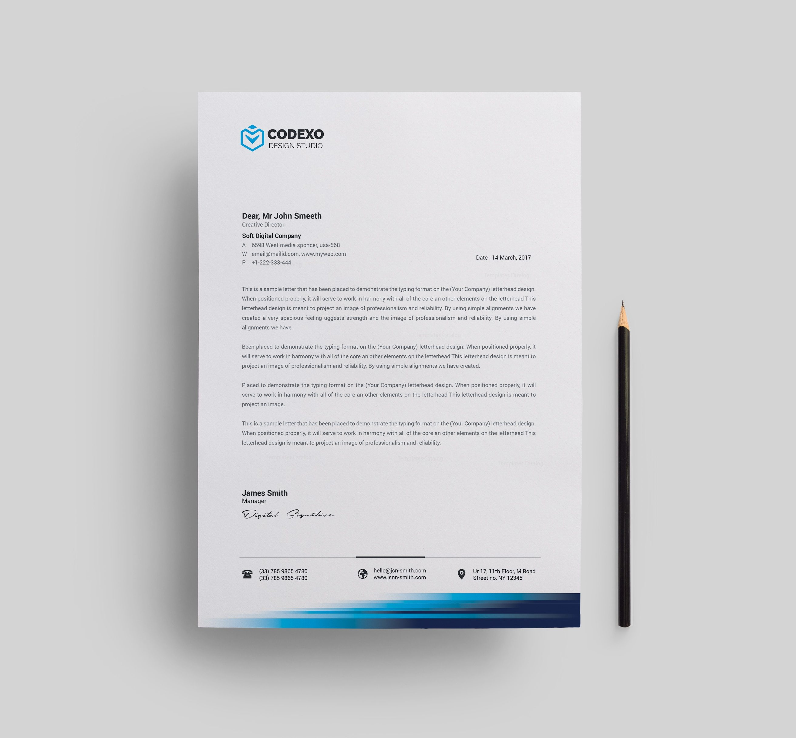 Letterhead example letterhead examples letterhead examples word letterhead template kleo spiritdancerdesigns Gallery