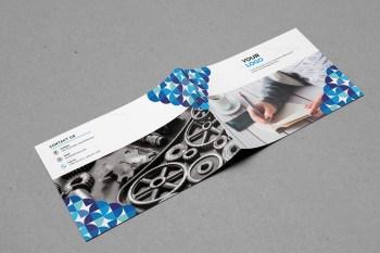 Elegant Landscape Brochure Design Template