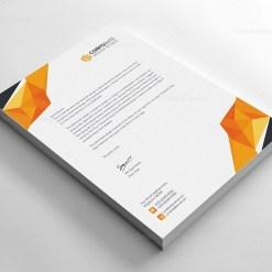 Elegant Premium Letterhead