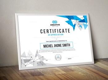 Premium Certificate Template