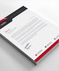 Stylish Business Letterhead