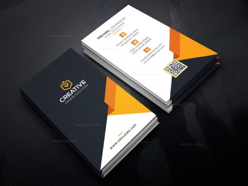 Vertical Technology Business Card