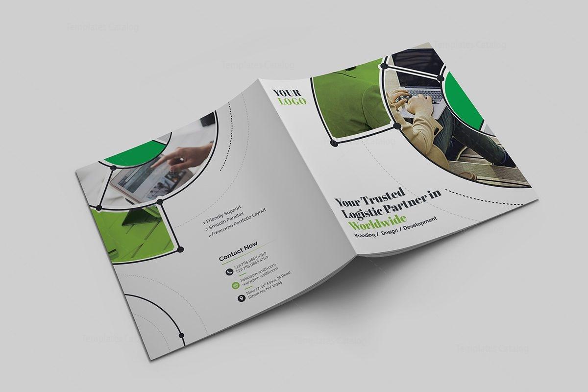 business corporate brochure template 000623