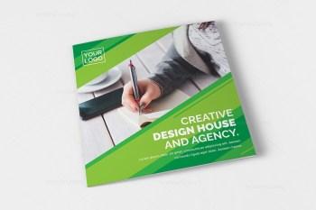 Galaxy Corporate Tri Fold Brochure Template