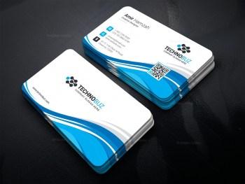 Leo Premium Corporate Business Card Template