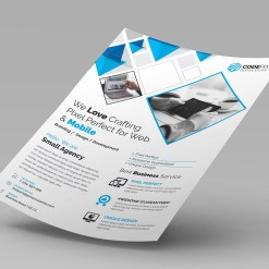 Mars Corporate Flyer Template