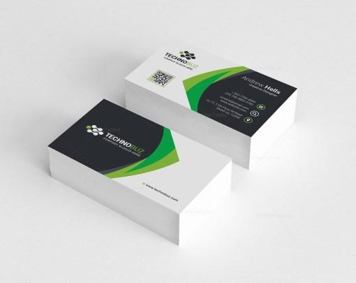 Modern Premium Business Card Template