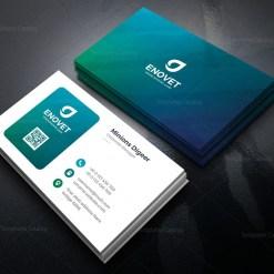 Barracuda Professional Corporate Business Card Template