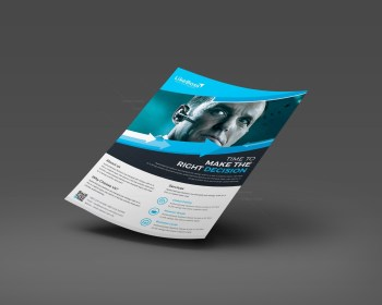 Hypnos Professional Corporate Flyer Template