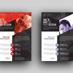 Morpheus Professional Corporate Flyer Template