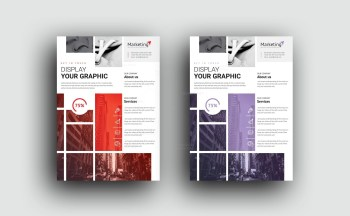 Proteus Professional Corporate Flyer Template