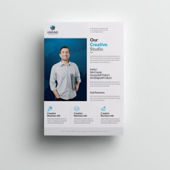Chimera Elegant Premium Business Flyer Template