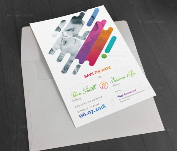 Wedding Invitation Card Archives Template Catalog