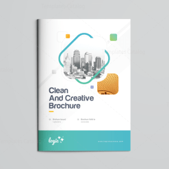 Logic Professional Corporate Brochure Template
