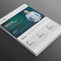 Perseus Modern Professional Business Flyer Template