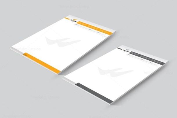 Flora Corporate Identity Brand Pack