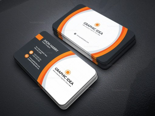 EPS Premium Business Card Design Template