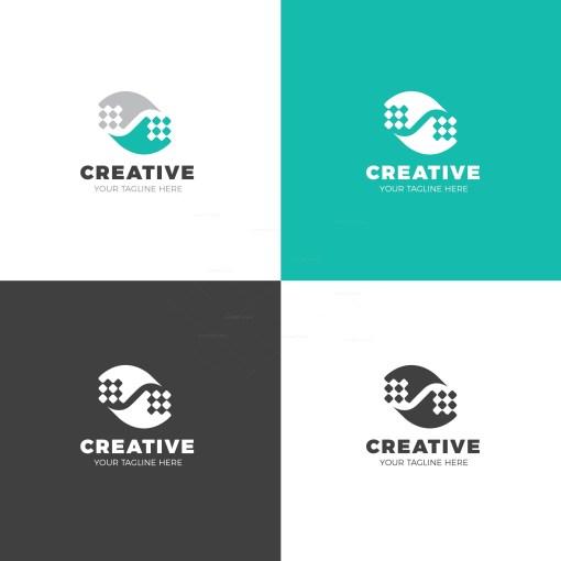 Berlin Creative Logo Design Template