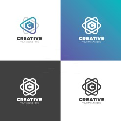 Creative Vector Logo Design Template