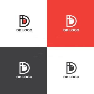 Digital Company Creative Logo Design Template