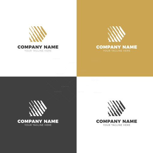 Elegant Vector Logo Design Template
