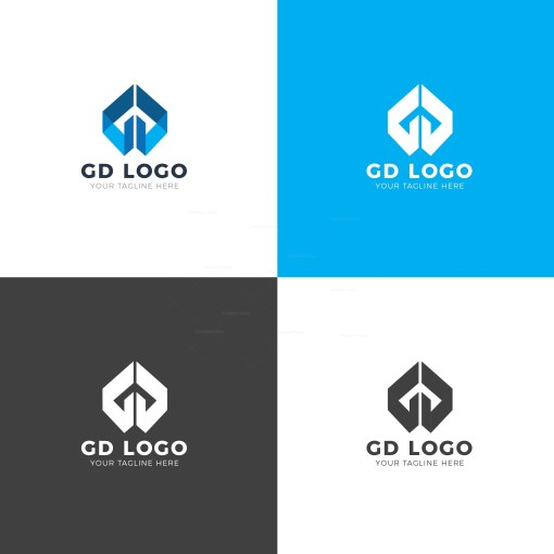 GD Professional Logo Design Template
