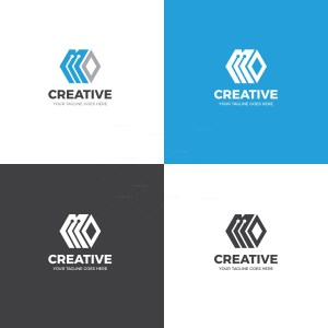 London Creative Logo Design Template