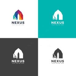 Nexus Professional Logo Design Template