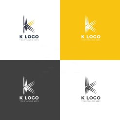 Pointy Professional Logo Design Template